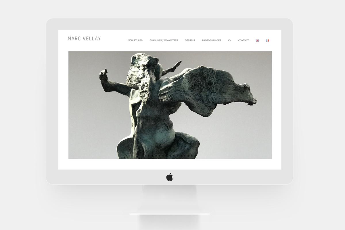 Vierkant Marc Vellay artist presentation